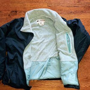 Women's Fleece Lined Columbia Jacket in great cond